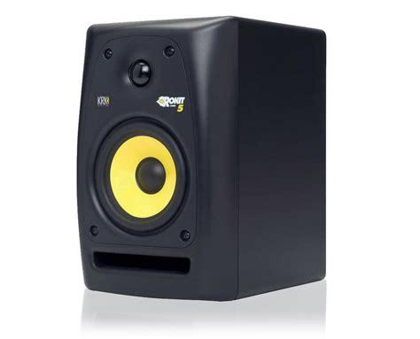Speaker Monitor krk rokit rp5 g2 powered monitor speaker whybuynew co uk