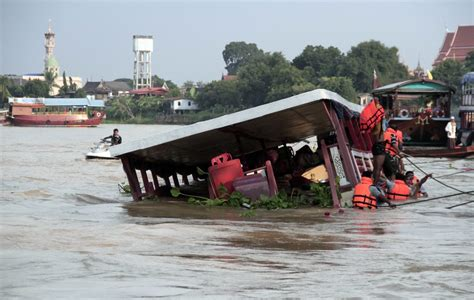 is north river boats still in business at least 13 people killed in thailand boat accident hamodia
