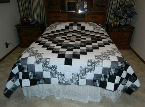 black and white quilts around the world black and white quilt