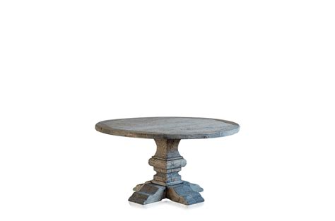 column table l column leg reclaimed dining table s m l bonsai home