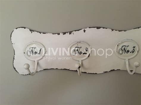 kapstok nummers genummerde kapstokken j line online kopen bij living shop