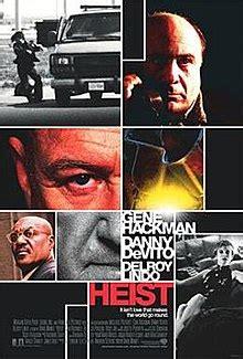 Heist (2001 film) - Wikipedia K 11 Poster