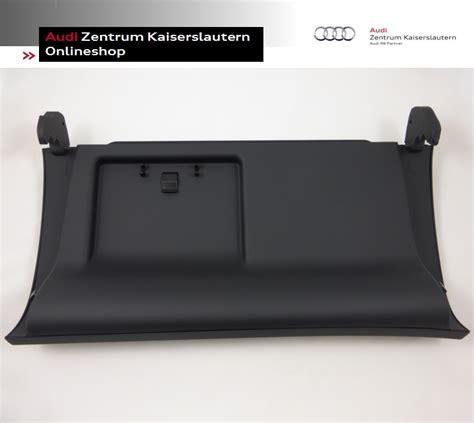 Handschuhfach Audi A4 8e by Audi A4 S4 Rs4 Original Handschuhfach Deckel Schwarz Soul