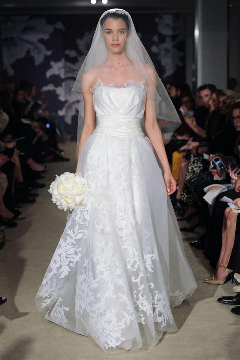 carolina herrera wedding dresses carolina herrera wedding dresses 2015 modwedding