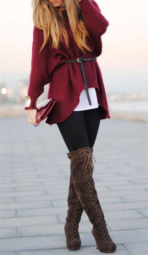 Would You Wear The Knee Boots by How To Wear The Knee Boots 10 Steps Page 2 Of 10