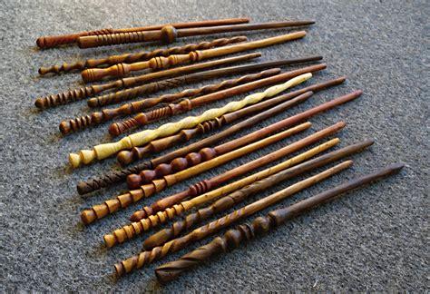 Handmade Harry Potter Wands - handmade wand for harry potter style magic