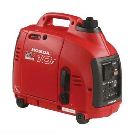 honda eu10i generator 1000w portable inverter suitcase