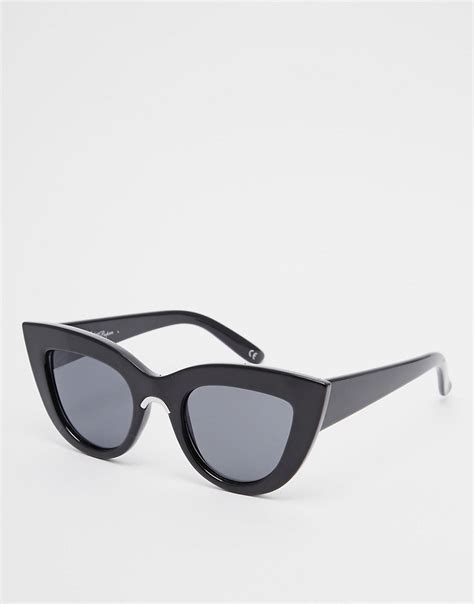 jeepers peepers jeepers peepers cat eye sunglasses at asos