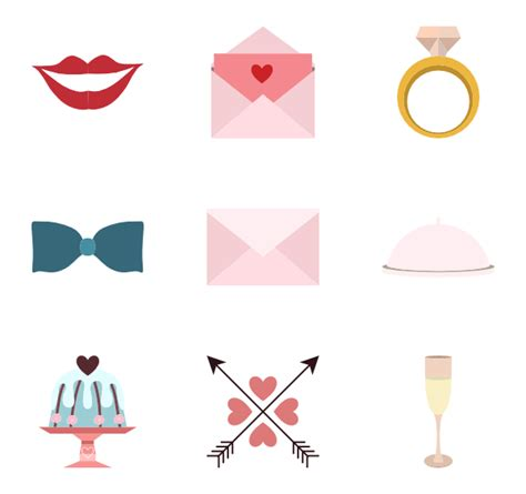 Wedding Png by Icons 6 783 Free Vector Icons