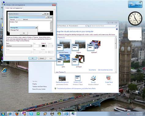 windows 7 change taskbar color windows 7 taskbar color change windows 7 help forums