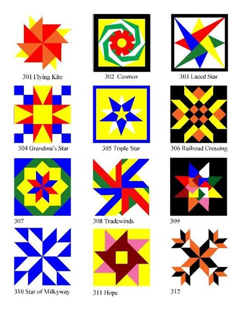quilt pattern meanings 17 best images about pattern blocks 六形六色 on pinterest