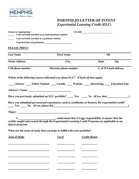 letter of intent format for college wernerbusinesslaw com