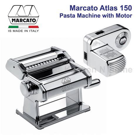 Jamie Oliver Kitchen Knives by Marcato Pasta Machine Atlas 150 With Motor Marcato Pasta