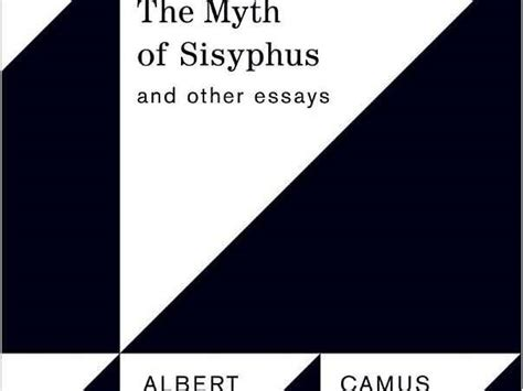 Myth Of Sisyphus And Other Essays by 30 Books To Read Before You Turn 30 Identity Magazine