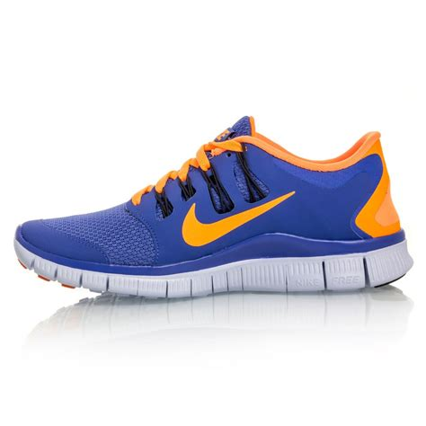 shop nike womens running shoes nike free 5 0 womens running shoes blue orange