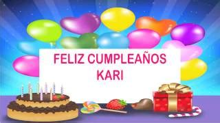 imagenes feliz cumpleaños kari cumplea 241 os kari
