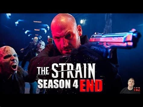 the judas strain series 4 fx s the strain to end with season 4