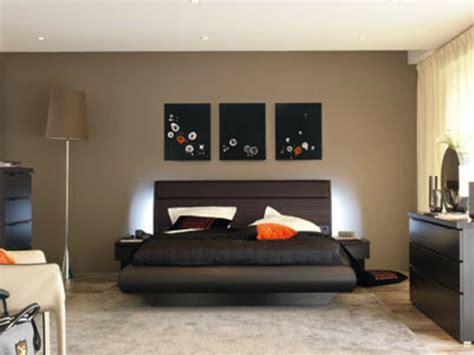 Peinture Chambre A Coucher by Moderne Chambre 224 Coucher Compl 232 Te Archzine Fr