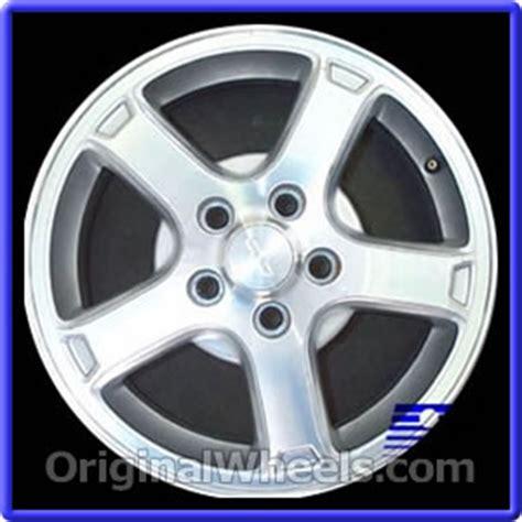 2003 impala lug pattern oem 2005 chevrolet impala used factory wheels from