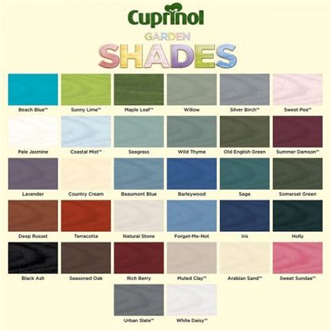 cuprinol garden shades woodcraft uk