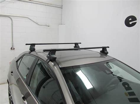 2013 corolla roof rack thule roof rack for 2010 toyota corolla etrailer com