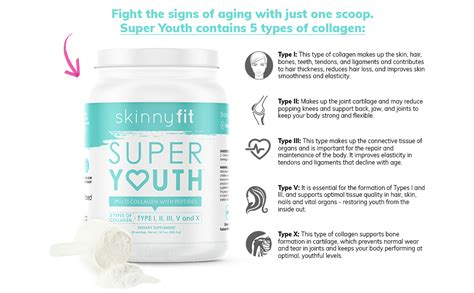 Review Bibit Collagen Daily skinnyfit youth 5 types of collagen