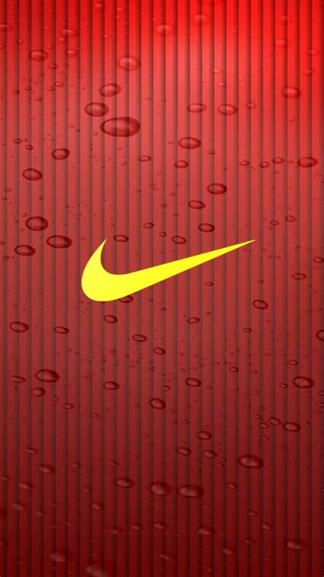 wallpaper iphone 5 yellow yellow nike logo iphone 6 6 plus and iphone 5 4 wallpapers