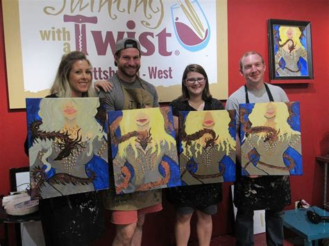 paint with a twist robinson painting with a twist in robinson township pa 412 200