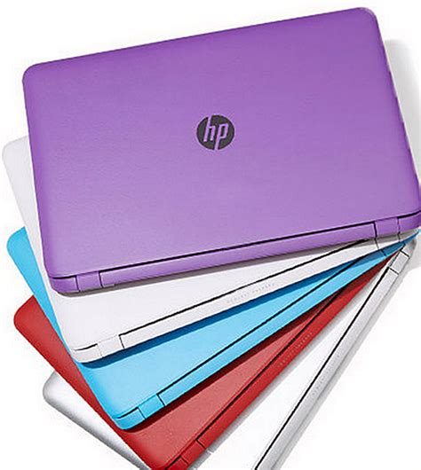 hp color laptops hp pavilion on hsn makes for an amazing team