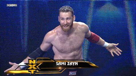 Samy Zayn Nxt nxt results and reactions from may 22 cesaro l 233 ol 233