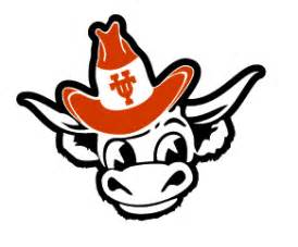 lil bevo this is bevo the longhorn mascot for the