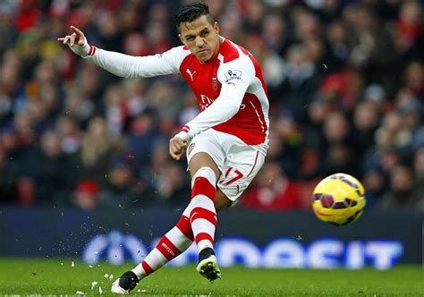 alexis sanchez unstoppable arsenal 3 0 stoke sanchez stars in gunners win