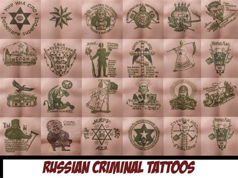 russian tattoo designs and meanings mod the sims russian criminal tattoos