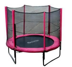 Toddler Bed Enclosures Troline Troline 8 Pink Troline Jumping