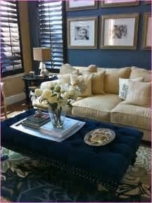 blue ottoman coffee table coffee table with ottoman seating home design ideas