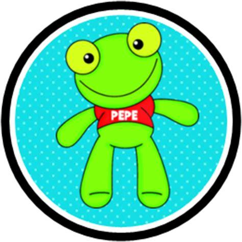 imagenes png sapo pepe divertido kit para imprimir gratis de sapo pepe ideas y
