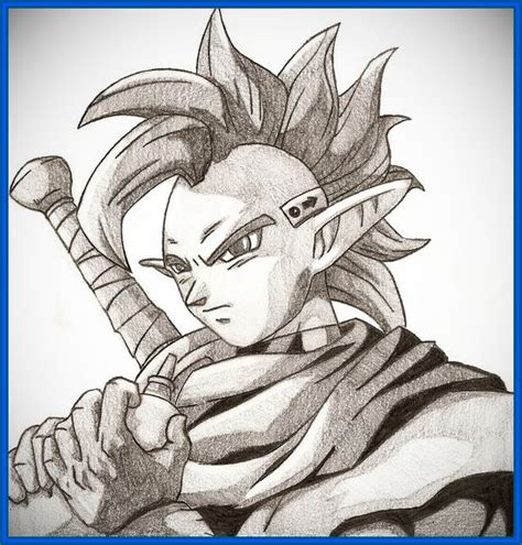 imagenes a lapiz de dragon ball pin dragon ball dibujos a lapiz on pinterest
