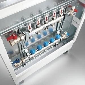impianto a pavimento rehau come funziona il riscaldamento radiante rehau