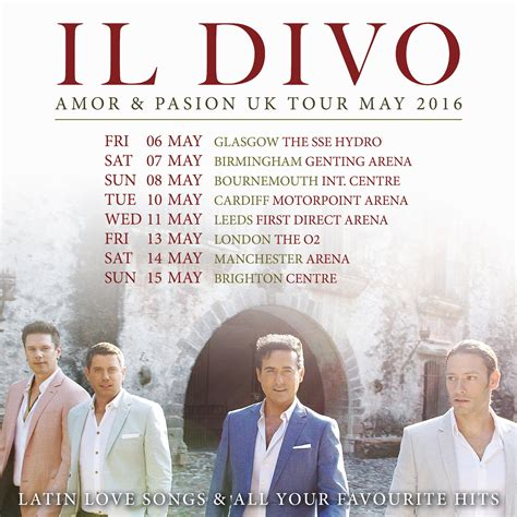 il divo cd il divo on quot uk il divo are taking the