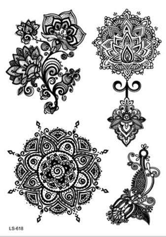 henna tattoo vorlagen blumen 1000 ideas about lotus mandala on