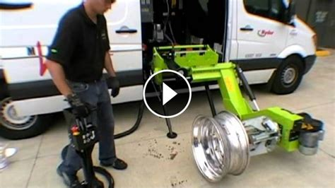 changing tires faster   efficiently    mobile tire changer device