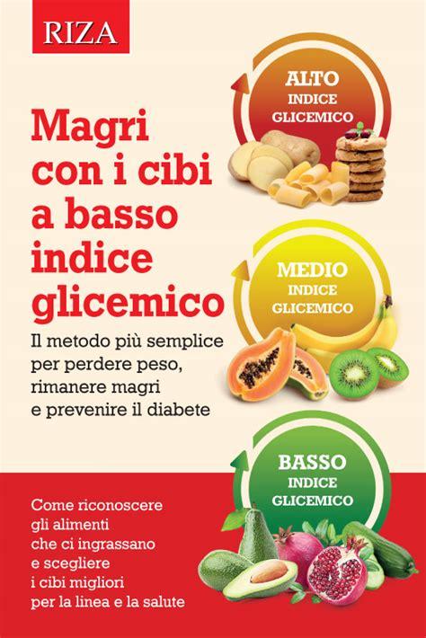 alimenti basso indice glicemico dieta sindrome metabolica la dieta la previene e la cura in