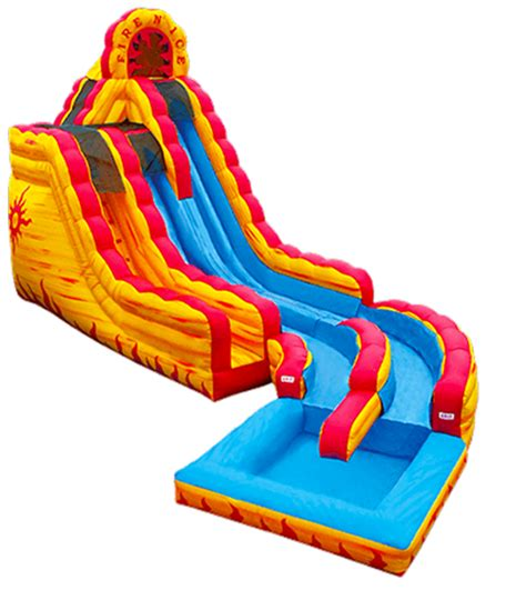 up bouncy house bounce house rental up water slide extremely