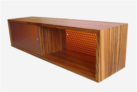 custom storage bench hand made zebrawood storage bench by mark cwik studio