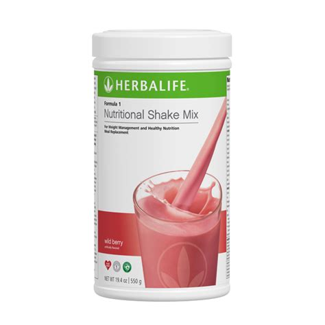 Shake Berry Milk Shake Herballife Asli Herbal Shake herbalife formula 1 nutritional shake mix