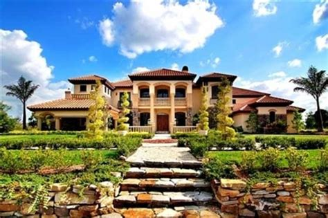 Tuscan Style Homes by Tuscany Stylr Home Estate By By Award Winning Architect