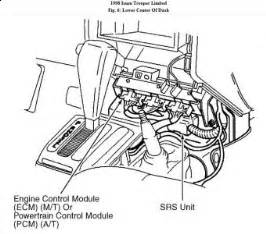 Isuzu Rodeo Idle Problems 1998 Isuzu Trooper Bad Iac Valves Engine Performance