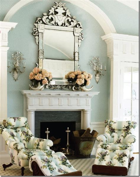 mirror mirror on the wall 8 fireplace decorating ideas delightfully noted eye for design decorating with venetian glass mirrors