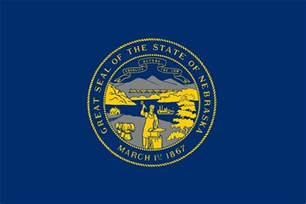 nebraska colors nebraska state flag flagnations