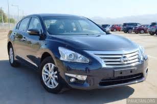Modified Nissan Teana New Nissan Teana 2 0l Malaysia Specification Review